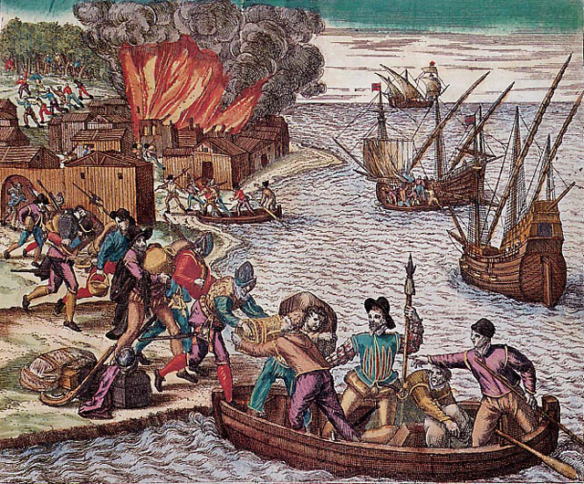 Images on Pirates and Buccaneers