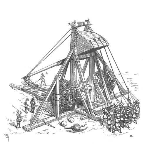 The Mines Engines moreover How To Build A Trebuchet Catapult further Search together with  further Appendix page 15. on ancient trebuchet