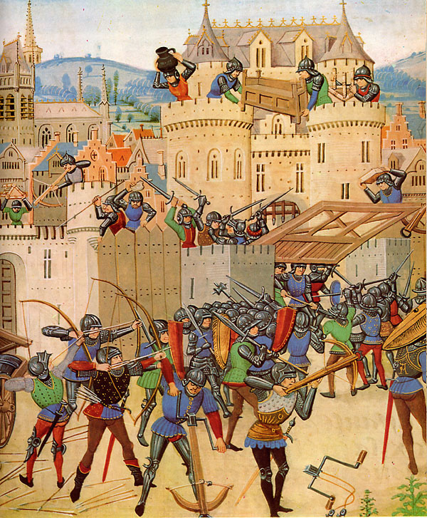 A history of the hundred years war